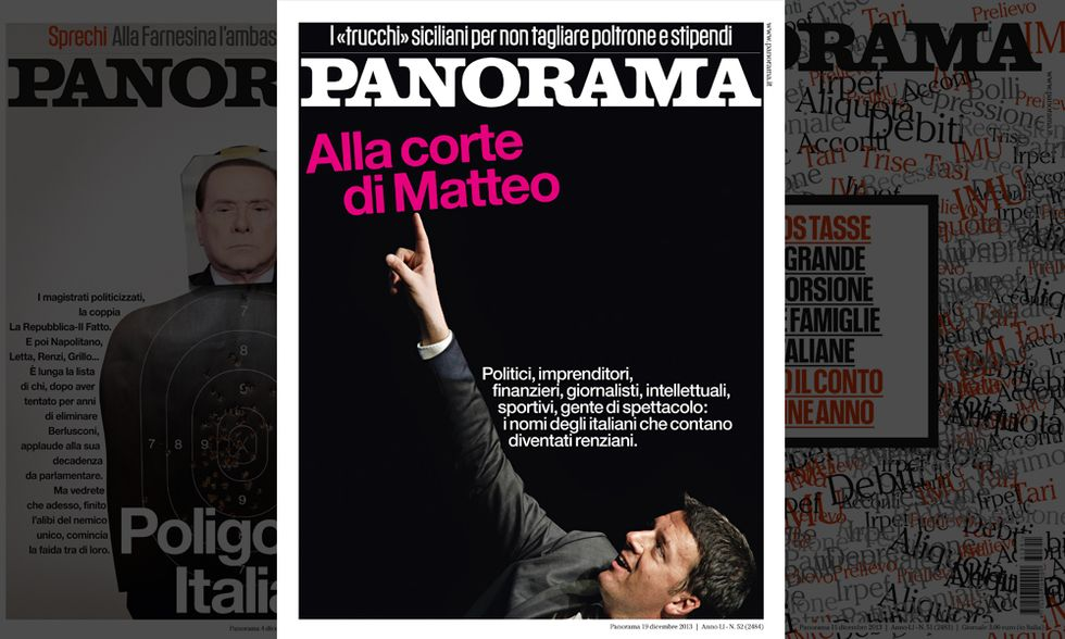 Panorama: Alla corte di Matteo Renzi