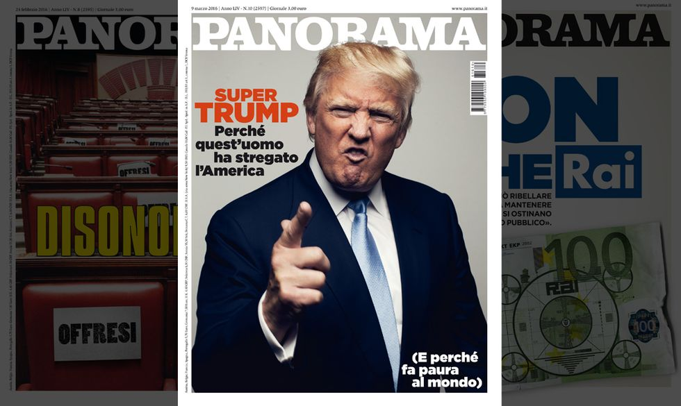 Donald Trump: l'uomo che l'America ama e il mondo teme