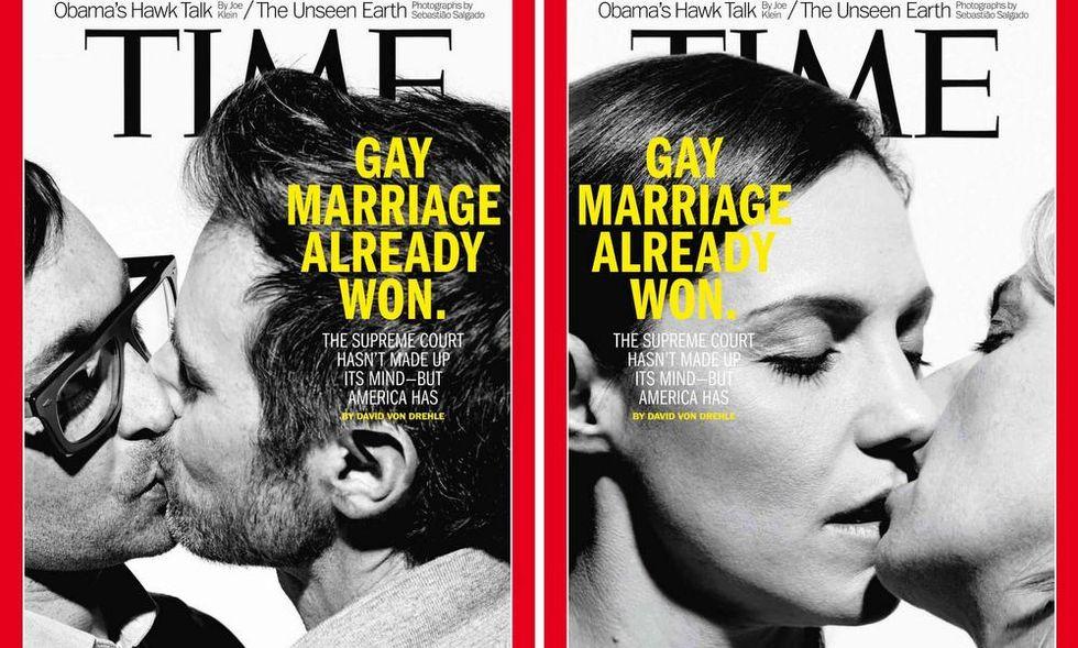 L'America ha già detto si ai matrimoni gay