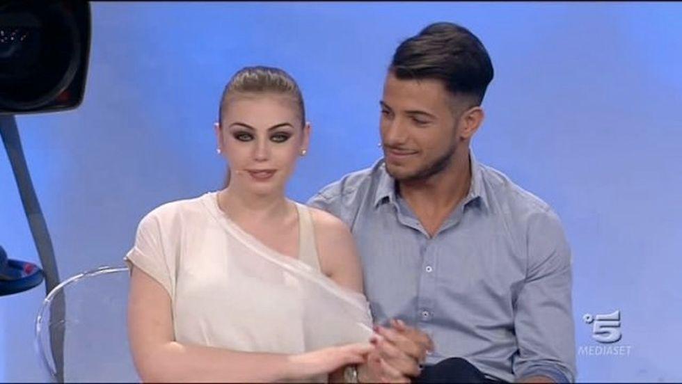 Uomini e Donne: Aldo e Alessia aspettano un figlio