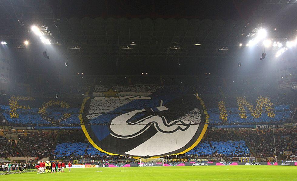 L'Inter avvisa il campionato: derby e capolista (non accadeva dal 2010)