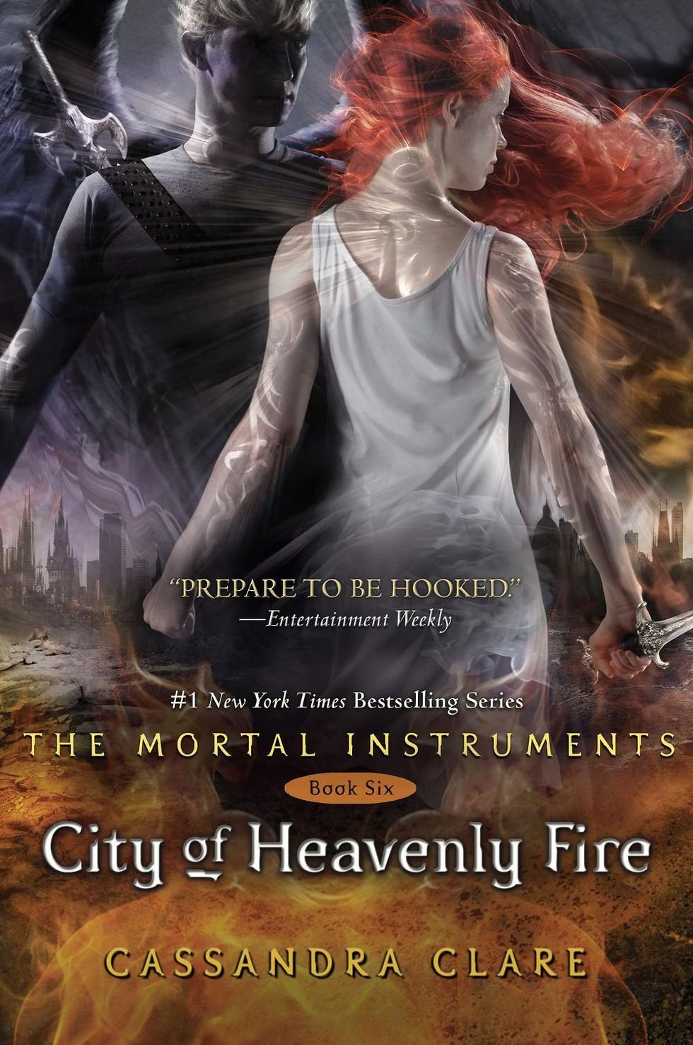 Shadowhunters - Città del fuoco celeste, il primo capitolo in anteprima