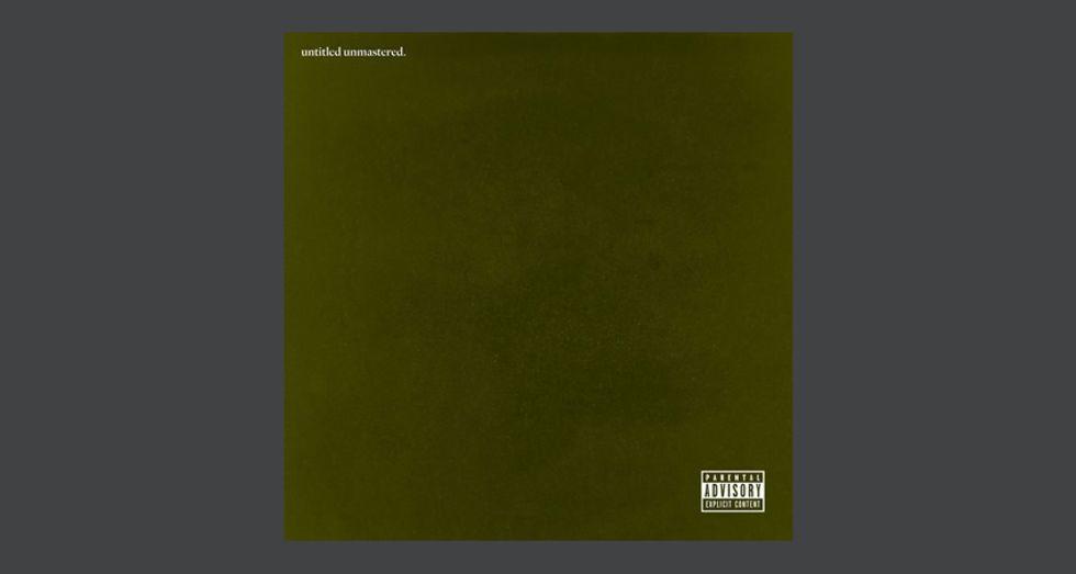 Il nuovo disco di Kendrick Lamar: nessuna masterizzazione, nessun titolo