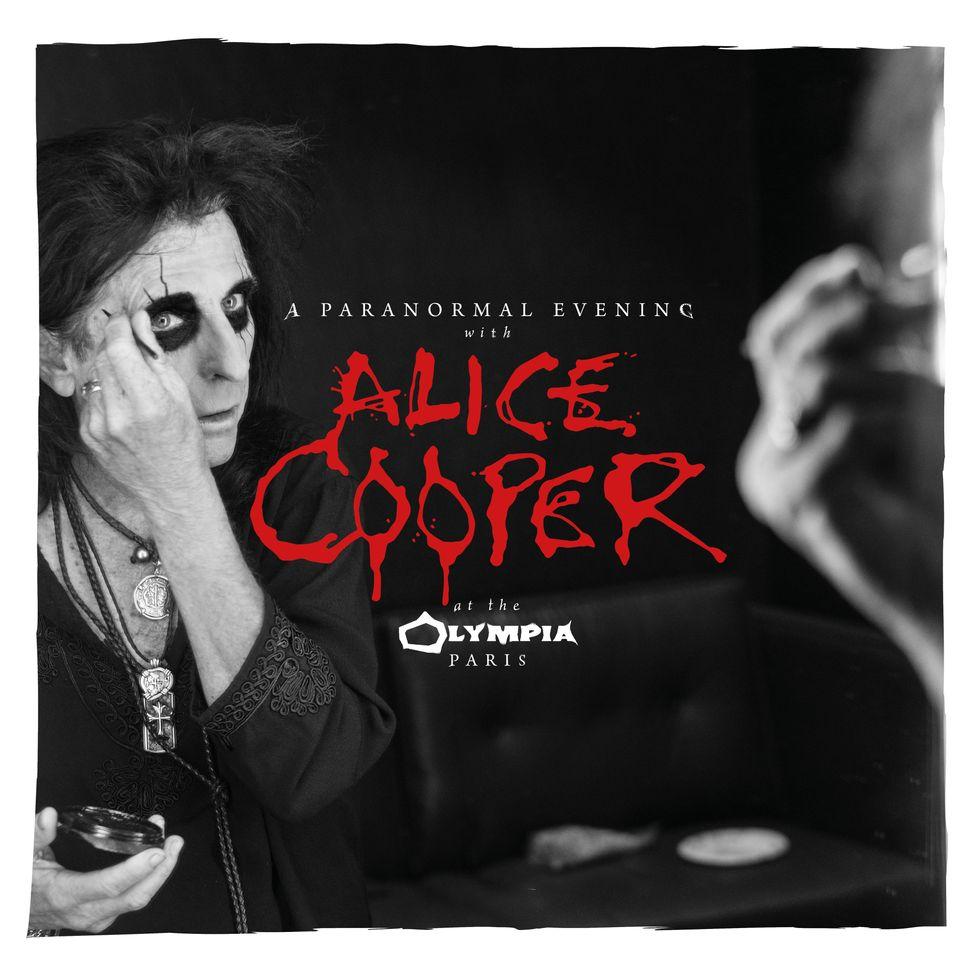 Alice Cooper accende l'Olimpya di Parigi: la recensione del nuovo live album