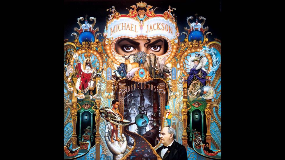 """Michael Jackson: l'album """"Dangerous"""" festeggia oggi 25 anni"""