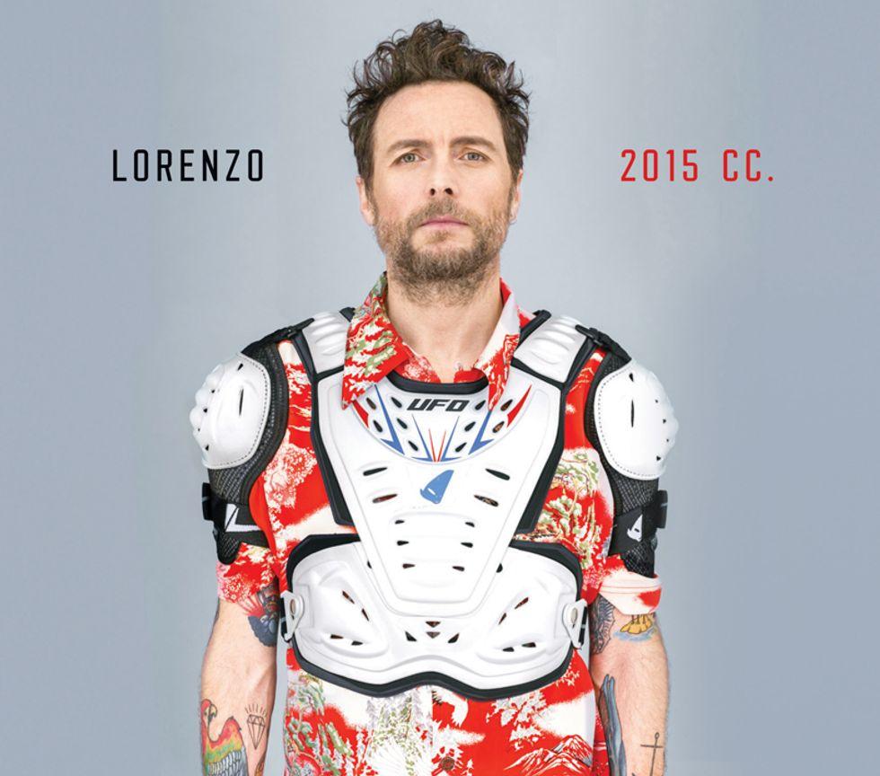 """Jovanotti: la recensione di """"Lorenzo 2015 CC"""""""