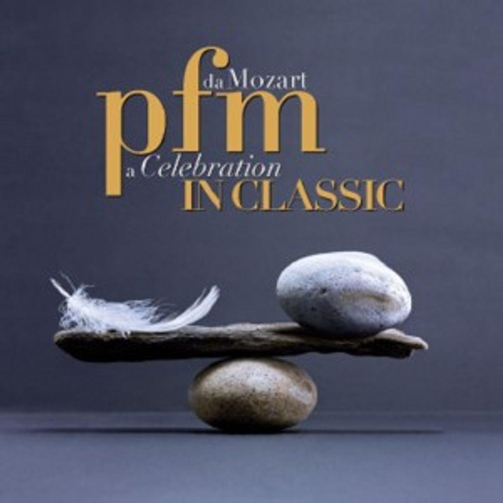 PFM in classic: da Mozart a Celebration - recensione