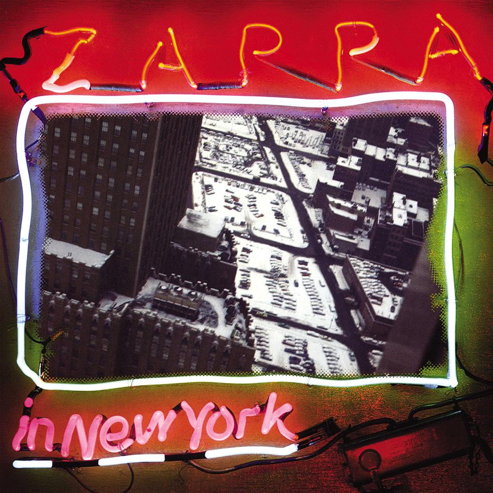 Frank Zappa: il leggendario live in New York viene ripubblicato dopo quarant'anni