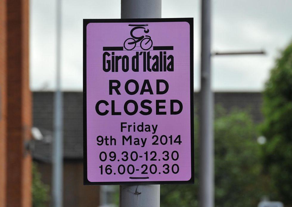 Cronosquadre di Belfast: per il Giro un via con scarso appeal