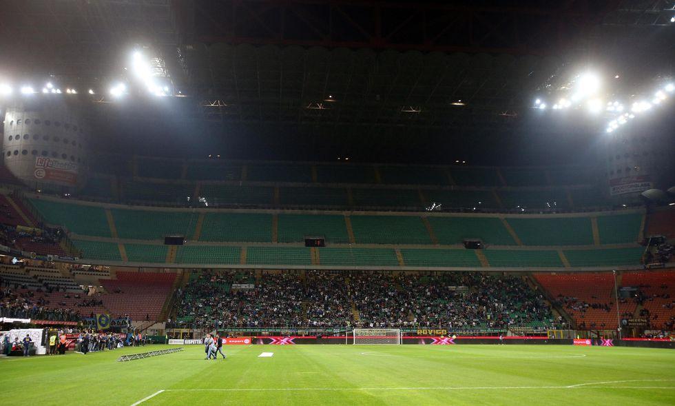Curve aperte per Inter-Milan e anche a Roma