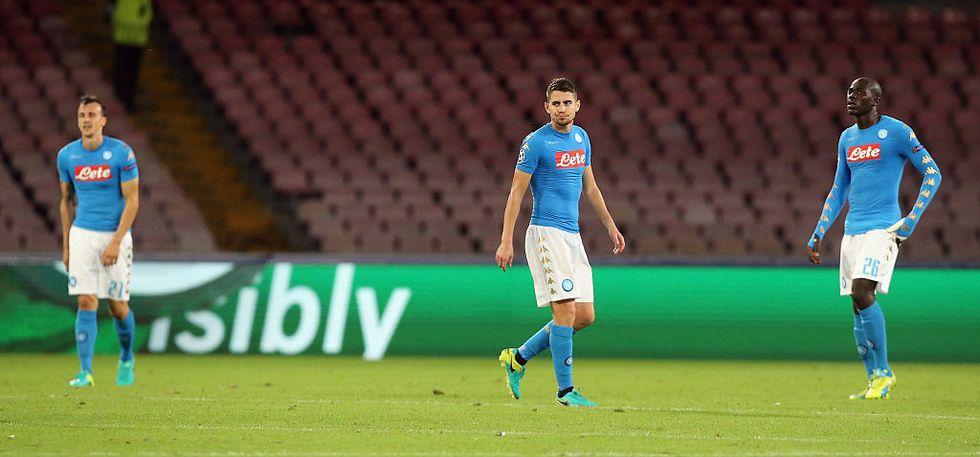 Ch. League: Napoli-Besiktas 2-3   video