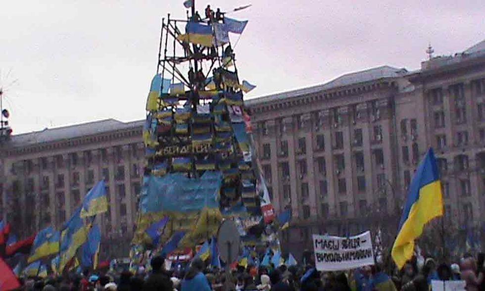 L'Ucraina e il sogno del cambio di regime