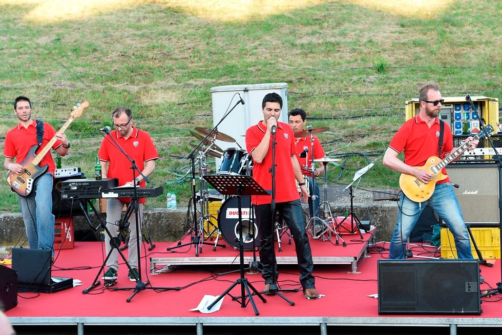 Ducati band