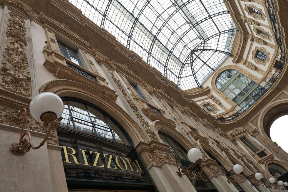 Riapre la libreria Rizzoli, un pezzo di storia della nostra cultura