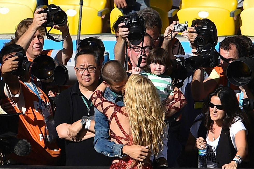 "Shakira: ""Sì, sono incinta"""