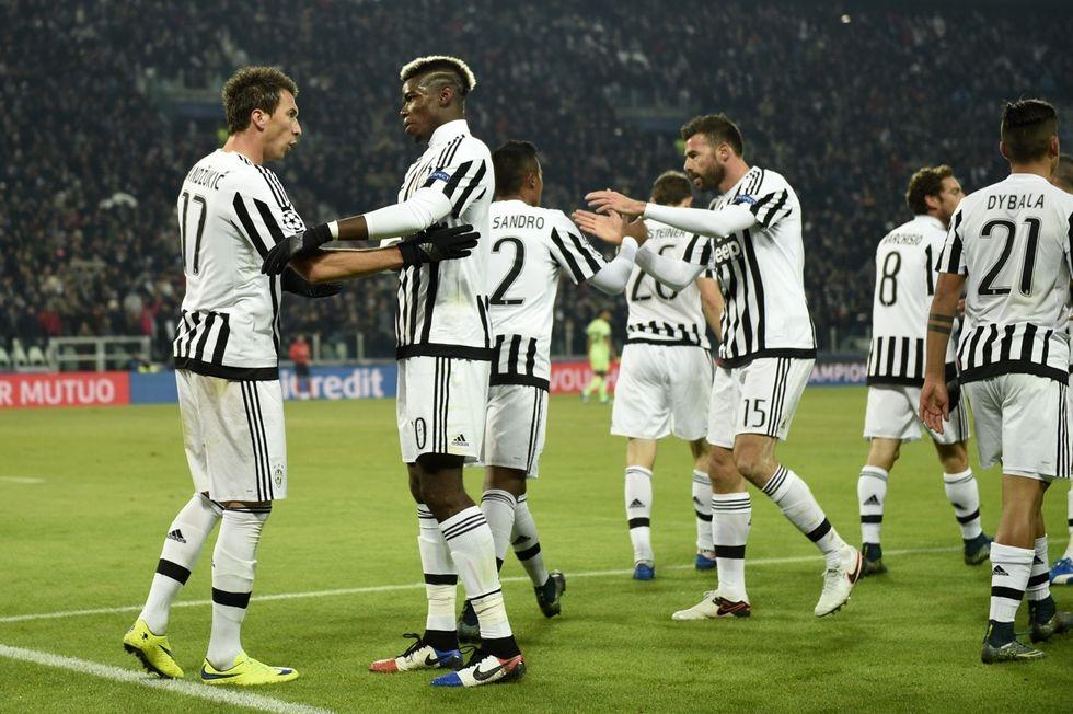 Juventus - Manchester City 1-0, Mandzukic regala gli ottavi