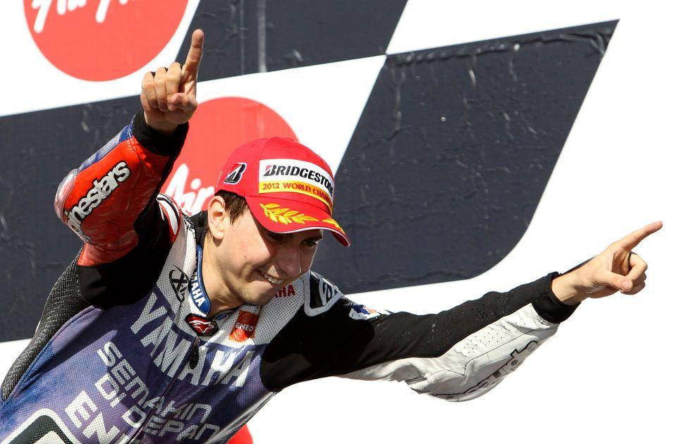 MotoGP Australia. Lorenzo Campione del Mondo