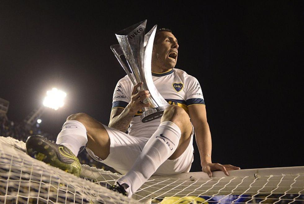 Boca Juniors campione d'Argentina: le immagini più belle
