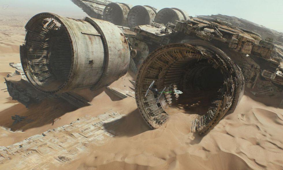Chrome-Star-Wars
