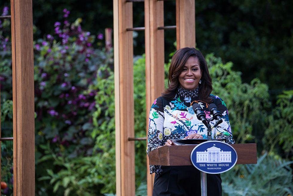 Usa 2016, giù le mani dall'orto di Michelle (Obama)
