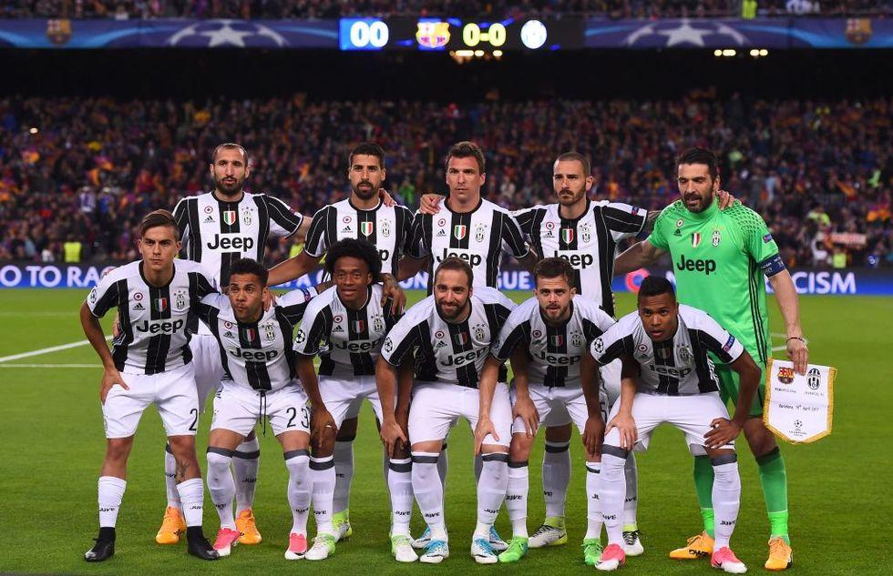 Juventus, eliminato il Barcellona: ora è la più forte della Champions League