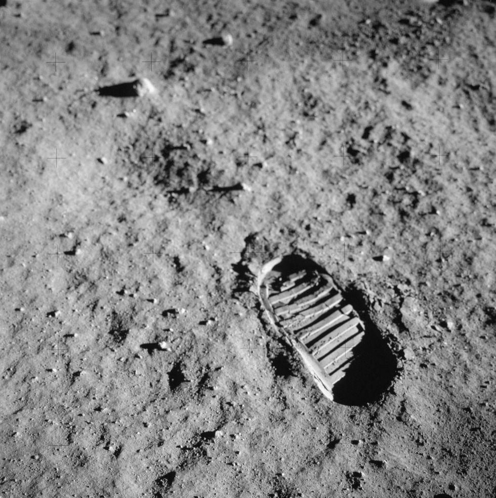 apollo 11 Luna primo passo