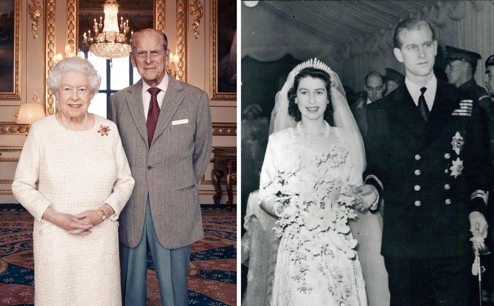 Regina Elisabetta II, Principe Filippo Duca di Edimburgo