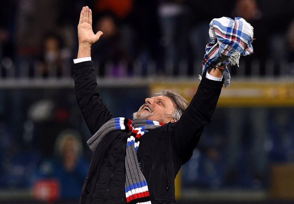 Via libera Uefa: Sampdoria ammessa all'Europa League
