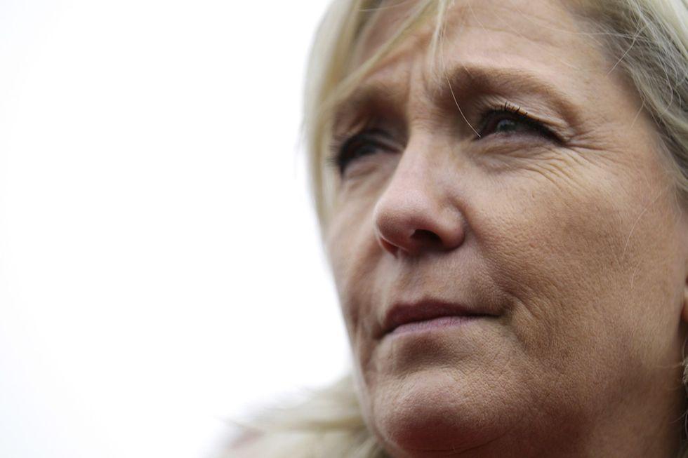 Marine Le Pen a Marsiglia: le paure dell'ultimo discorso