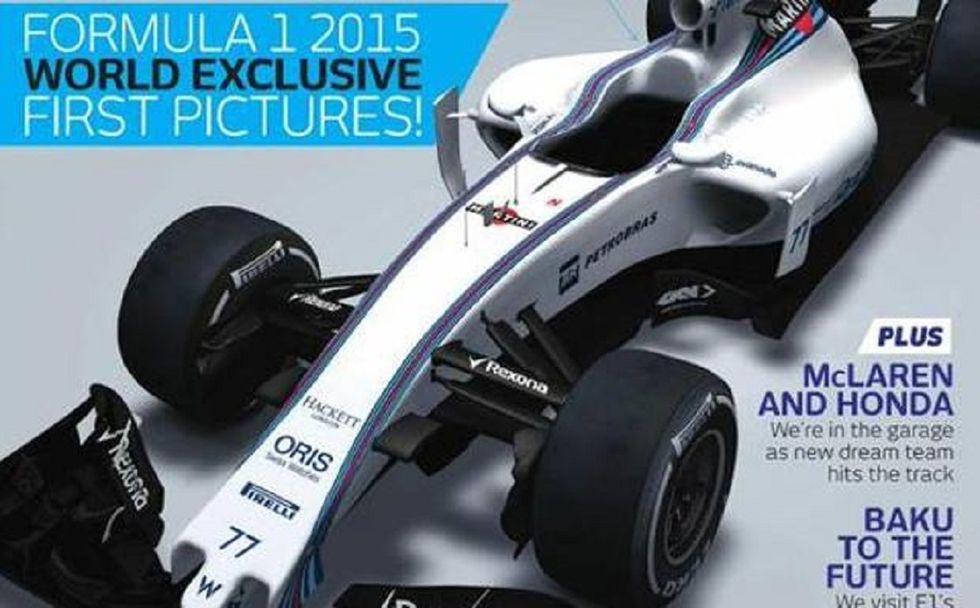 Monoposto 2015: inizia la Force India