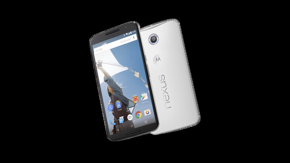 Nexus 6 contro iPhone 6: la rivincita di Google