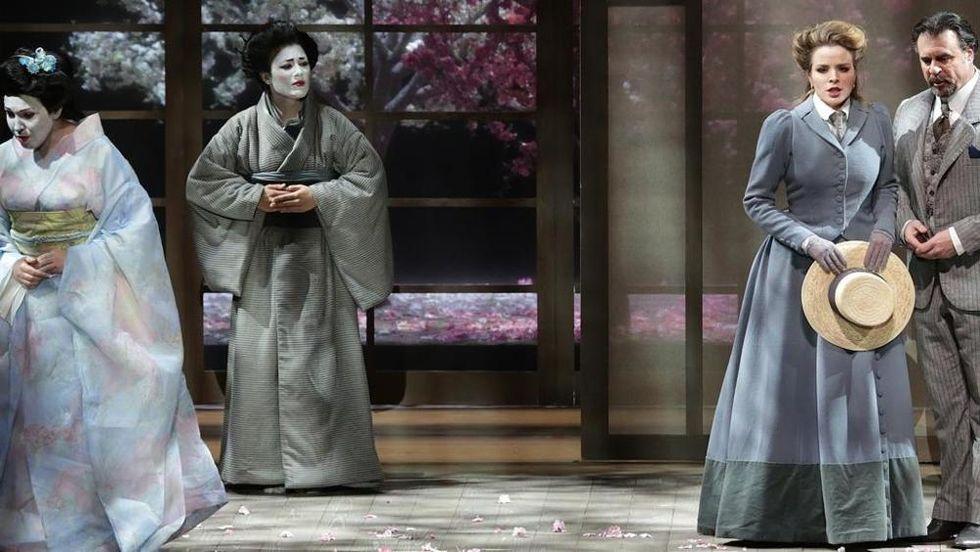 Prima della Scala, successo della Madama Butterfly - Recensione