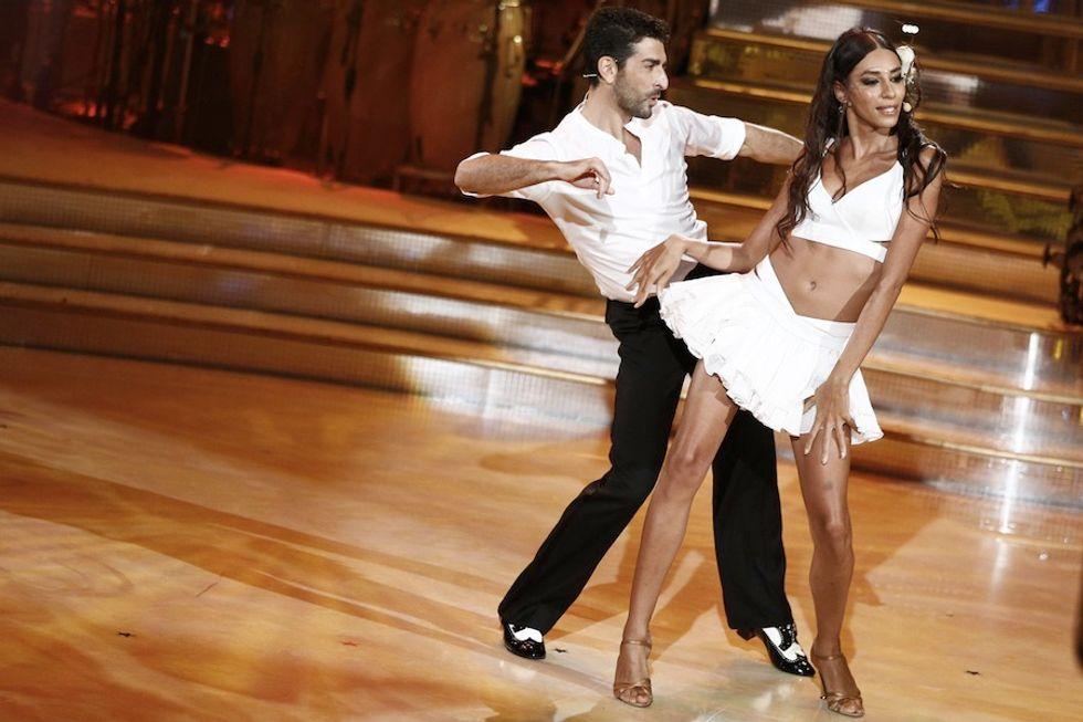 Ballando con le stelle 9: ripescati Lea T. e Mastrangelo, la Oxa non balla