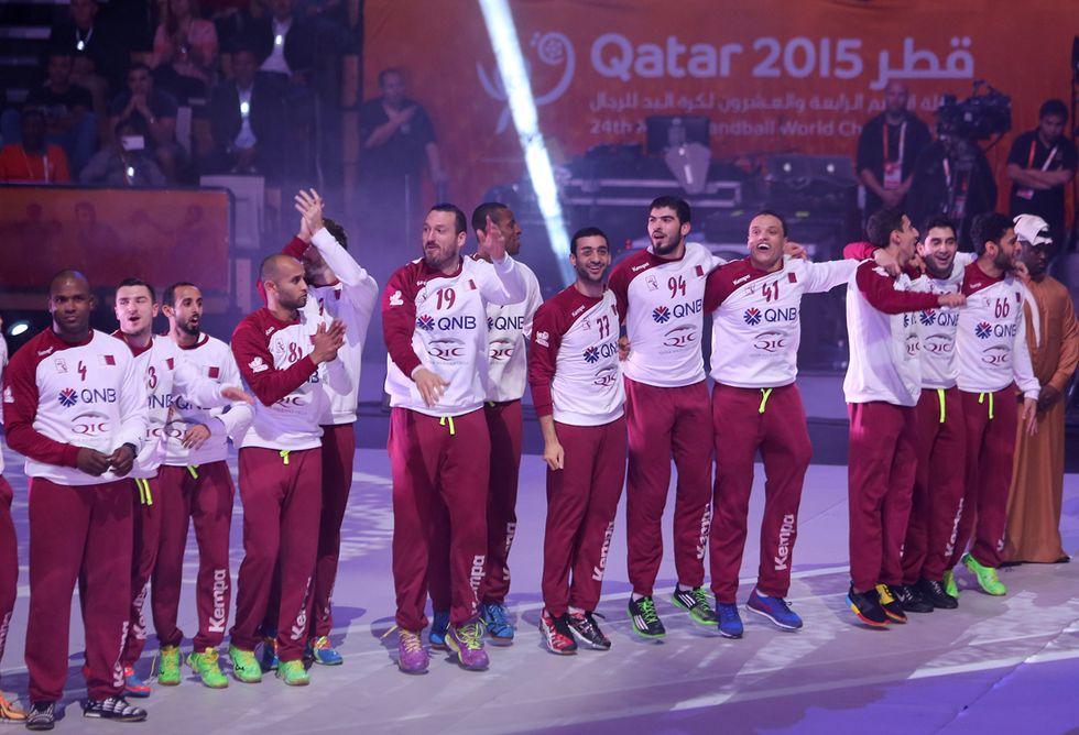 Quello strano argento nella pallamano del Qatar