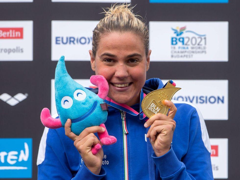 """Nuoto, Oro Grimaldi: """"Non ha vinto l'Italia. Ha vinto Martina"""""""
