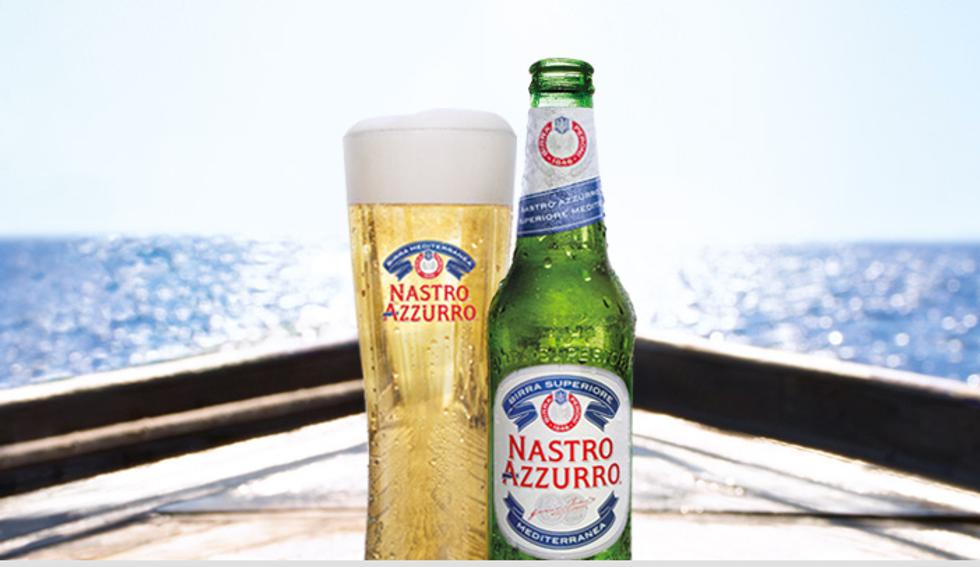 Nastro Azzurro, perché la birra italiana sta conquistando il mondo