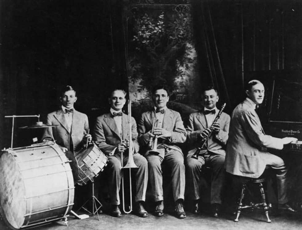 Il jazz italiano è nato a New Orleans con Nick La Rocca