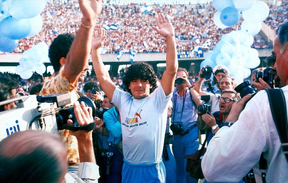 Auguri Pibe de Oro: Diego Maradona compie 60 anni - fotogallery