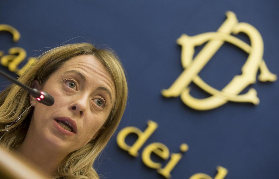 Giorgia Meloni: Roma, destra e militanza