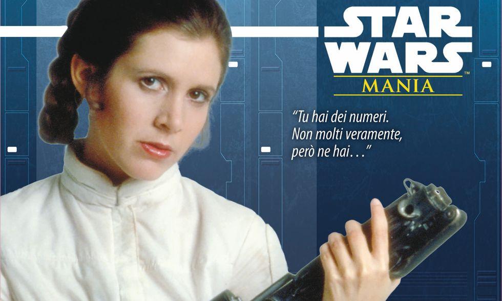 Leia Organa: la principessa ribelle della saga di Star Wars
