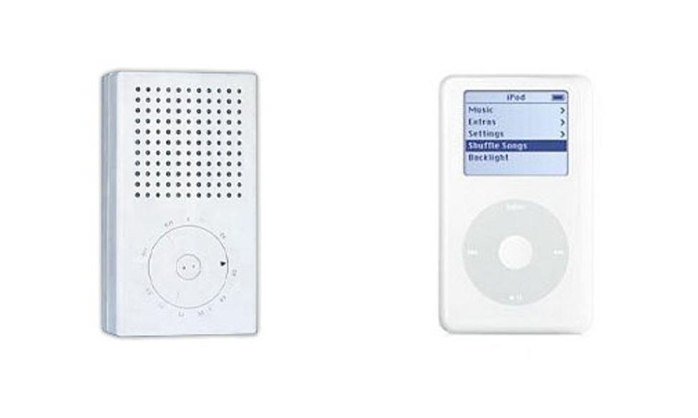 Quando Apple copiava da Braun