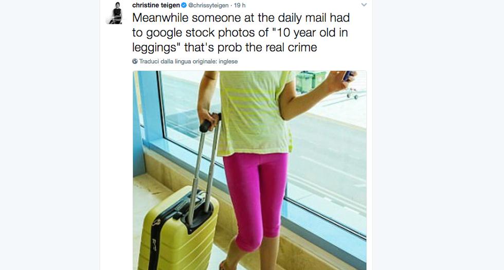 La rivolta vip contro il divieto dei leggings è su Twitter