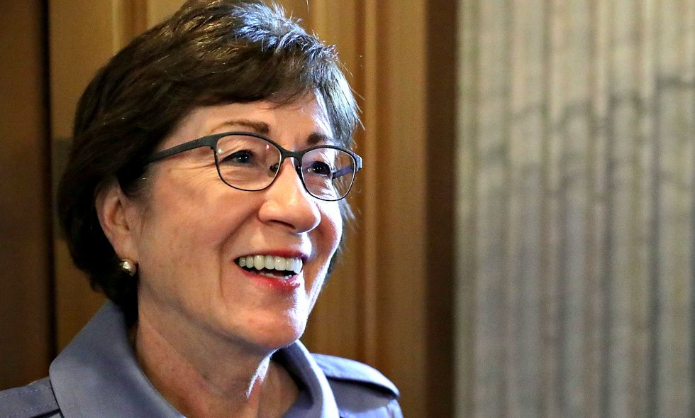 Susan Collins obamacare repeal