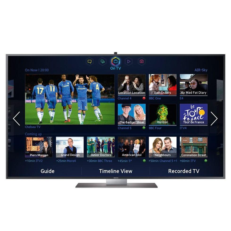 Samsung: il nuovo TV Ultra HD