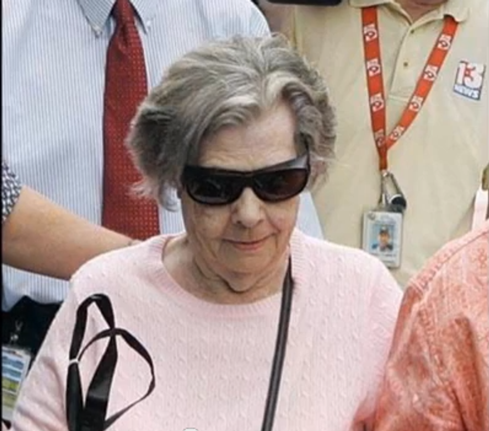 Ha 84 anni la vecchietta che ha sbancato la Florida