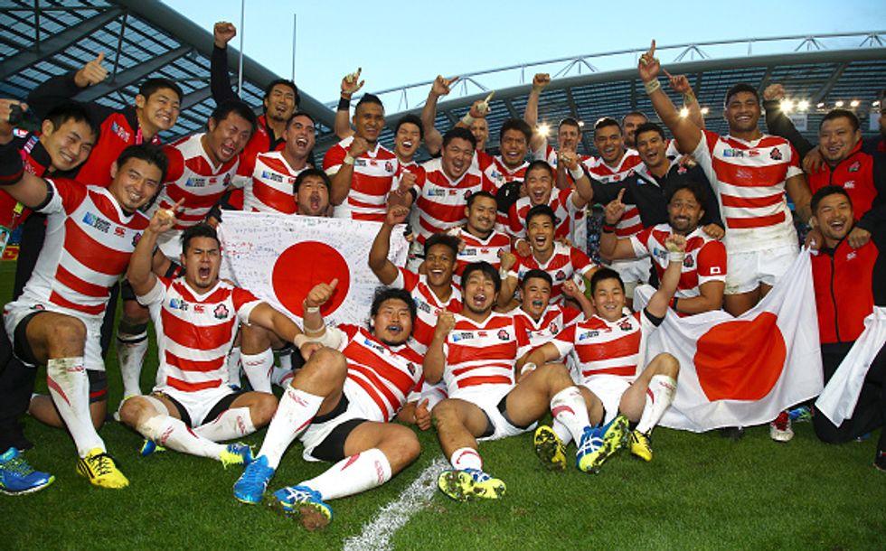 Rugby: Sudafrica sotto shock, impresa del Giappone