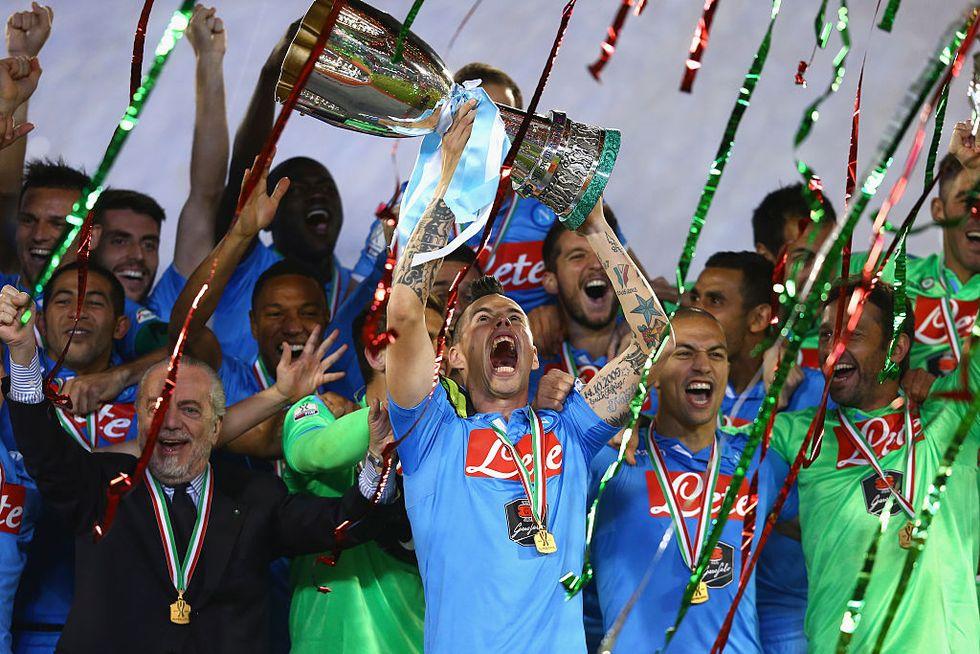 Napoli Juventus precedenti