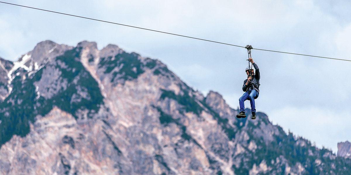 Una montagna di avventure
