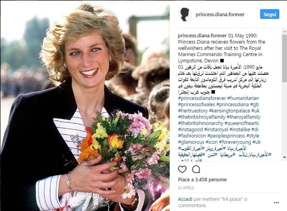 Lady Diana, il mito sopravvive a 20 anni dalla morte.