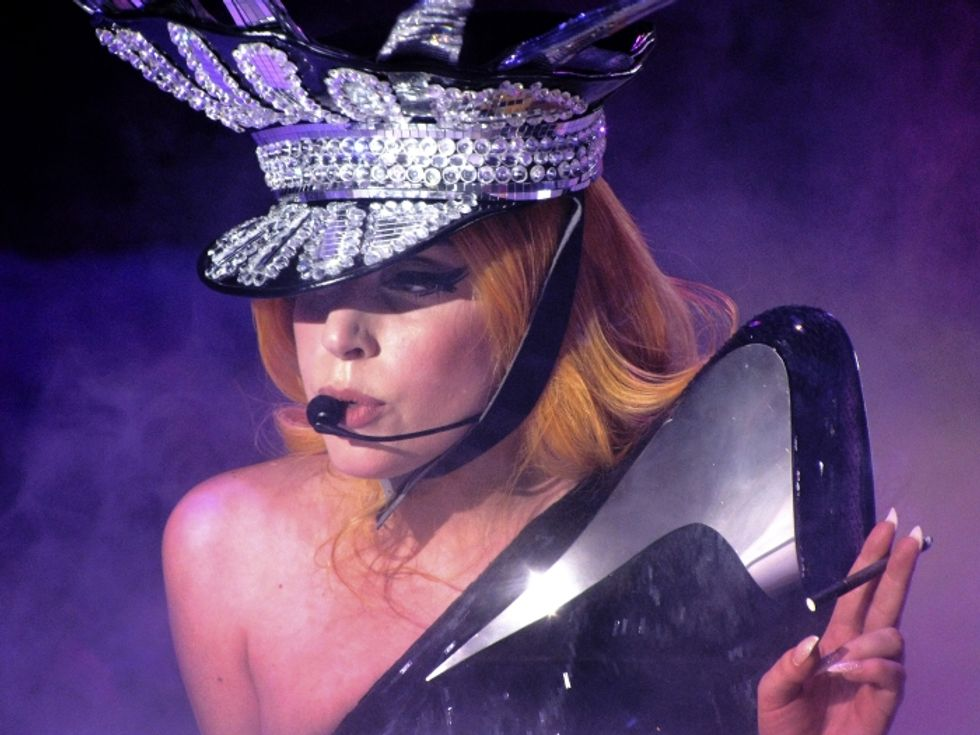 Lady Gaga: un nuovo brano per Lady Diana